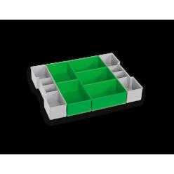 Комплект вкладу Sortimo D3 LB 102 для ящика L-BOXX 102, 6000010094