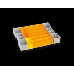 Комплект вкладу Sortimo F3 LB 102 для ящика L-BOXX 102, 6000010095