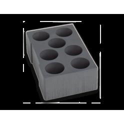 Комплект вкладу Sortimo для змінних картриджів для ящика L-BOXX 374 Trade, 1000010142