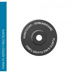 Змінний ріжучий диск 30х6,2мм для труборіза ZENTEN KOMPAKT PLUS PT QUICK 6-76мм (армований пластик), 6017-1