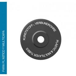 Змінний ріжучий диск 51х11мм для труборіза ZENTEN KOMPAKT PLUS PT QUICK 50-170мм (армований пластик), 7405-1