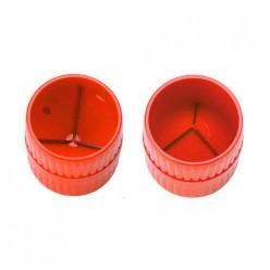Гратознімач ZENTEN для пластикових та металевих труб, 3-42мм, корпус пластик, 6100-1