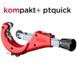Труборіз ZENTEN KOMPAKT PLUS PT QUICK для пластикових багатошарових армованих труб, 6-76мм, 7476-9