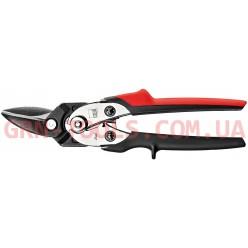 Фігурні ножиці, ліворіжучі, BESSEY ERDI D29SSL-2