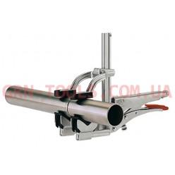 Струбцина із захопленням для затиску труб, BESSEY GRZRO, 0-110×65мм