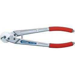 Ножиці для різання дротяних тросів і кабелів KNIPEX 95 81 600