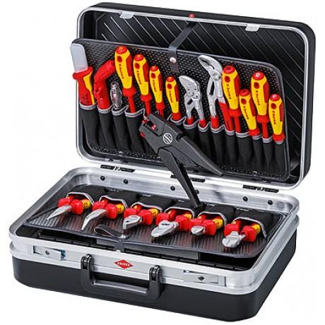 Валіза для інструменту, набір електрика KNIPEX 00 21 20