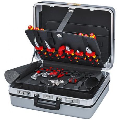 Валіза для інструменту, набір електрика KNIPEX 00 21 30