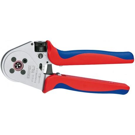 Інструмент для тетрагонального опресування нагострених контактів KNIPEX 97 52 65