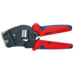 Інструмент для обжиму контактних гільз з автоналаштуванням KNIPEX  97 53 08