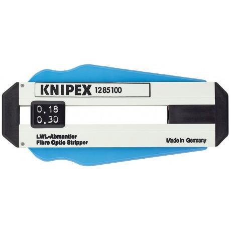 Інструмент для зняття ізоляції з оптоволоконного кабелю KNIPEX 12 85 100 SB