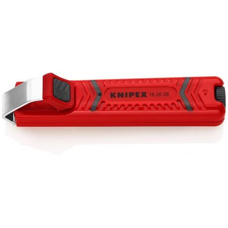 Інструмент для видалення оболонок KNIPEX 16 20 28 SB