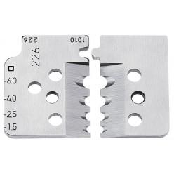 1 пара запасних ножів для 12 12 11 KNIPEX 12 19 11