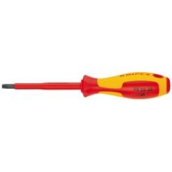 Викрутка для гвинтів Torx KNIPEX 98 26 30
