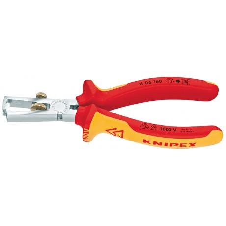Інструмент для видалення ізоляції KNIPEX 11 06 160