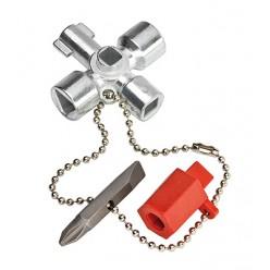 Ключ для електрошаф KNIPEX 00 11 02