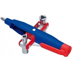Штіфтовий ключ для електрошаф KNIPEX 00 11 07