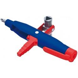 Штіфтовий ключ для електрошаф професійний KNIPEX 00 11 08