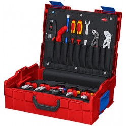 Валіза з інструментами L-BOXX® Elektro KNIPEX 00 21 19 LB E