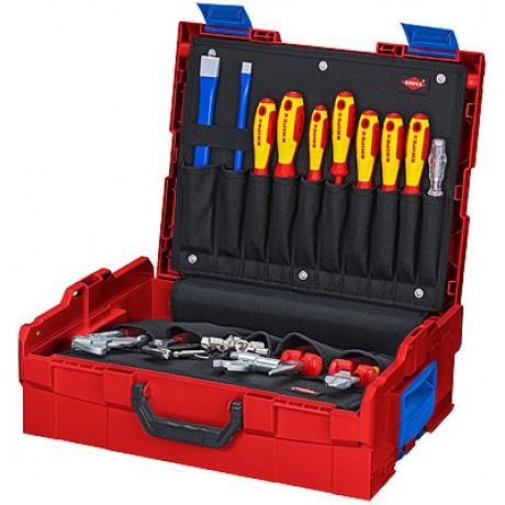 Валіза з інструментами L-BOXX® Сантехніка KNIPEX 00 21 19 LB S