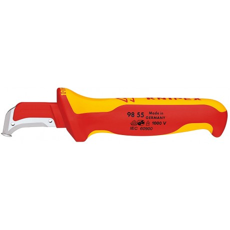 Ніж для розробки кабелів KNIPEX 98 55