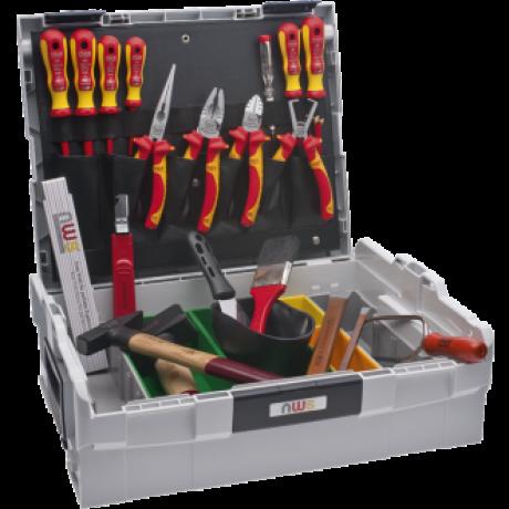 Валіза з інструментами електрика Sortimo L-BOXX, 23 вир. NWS 327-23