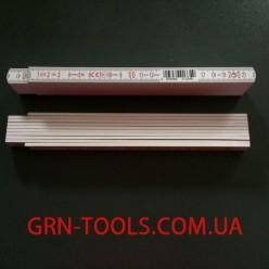 Метр дерев'яний складний Stabila тип 1707 2м х 16мм  1334