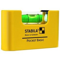 Рівень кишеньковий Pocket Basic Stabila  17773