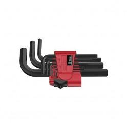 Набір Г-образних ключів, метричних, Wera 950/9 BM N, BlackLaser 05021737001