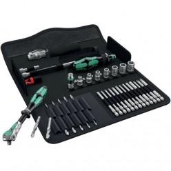Набір інструментів для роботи по металу Wera Kraftform Kompakt M 1 Metall 05135928001